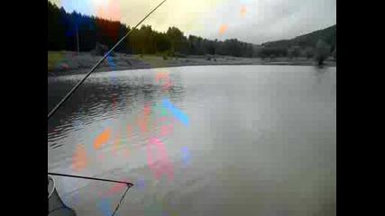 Риболов На Платика.язовир Искър 1