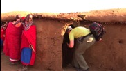 Без Багаж - Кения #4 - Сафари из саваната, обичаи на масаите