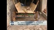 В с. Змеево живее един от последните майстори на писани каруци у нас