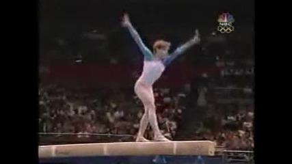 Gymnastics Bloopers