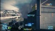 Battlefield 3 - Невероятни убийства (threatty Montage)