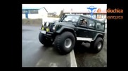 Land Rover Defender - Джип Без Ограничения