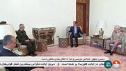 Syria: Assad holds meeting with Iran's armed forces chief of staff