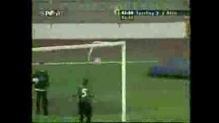 Кристиано Роналдо Vs Gerrard