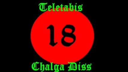 Teletabis Chalga Diss +18 (голям смях)