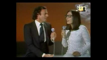 Nana Mouskouri Julio Iglesias - La Paloma