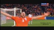 Холандия 6:0 Латвия ( квалификация за Европейско първенство 2016 ) ( 16.11.2014 )