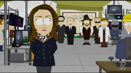 South Park - A History Channel Thanksgiving - S15 Ep13