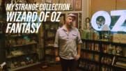 This guy has 10,000+ items in his Wizard of Oz Collection!