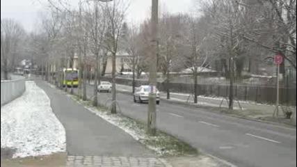 Bus Line 363 In Berlin