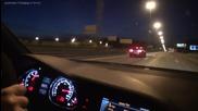 Bmw M3 мачка Audi Rs6 Evotech