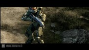 Halo 4 E3 2012 Commissioning Experience Trailer