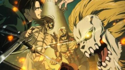 Attack on Titan Season 4 Episode 11 [ Бг Субс ] Върховно Качество