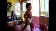 Бебешки танц (много смях)