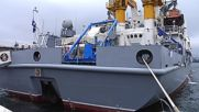 Russia: Navy gets brand new deep sea rescue vessel 16 years after Kursk
