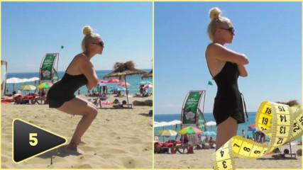 100 клека за 1 месец – как се променя тялото ни? // Влез във форма, ЕПИЗОД 5