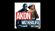 *2013* Akon ft. Wiz Khalifa - Dirty work