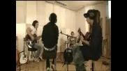 Токио Хотел Записват Песен!! + Превод