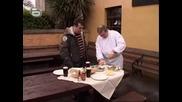 Бон Апети - Пържоли със зелени маслини