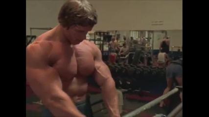 Arnold Schwarzenegger- Ще ти покажа колко съм добър !