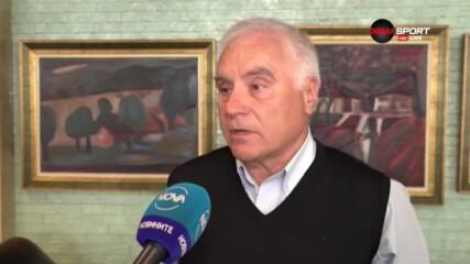 Гергинов: Атаките са единствено и само срещу мен