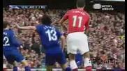 У Н И К А Л Е Н гол на Кристиано Роналдо Арсенал - Манчестър Юнайтед 0:2