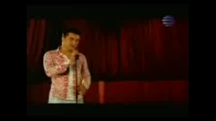 Boris Dali-Taka shte te celuna
