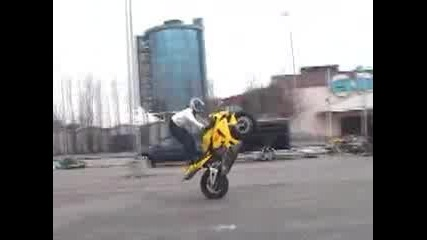 Stunt Cbr 1000 Rr