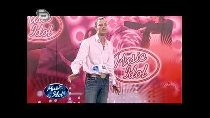 Music Idol 3 - Кирил Ризов