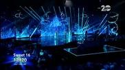 Sweet 16 - X Factor Live (25.11.2014)