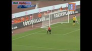 Lazio - Elfsborg 3 - 0 (3 - 0,  20 8 2009)