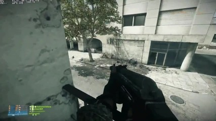 Battlefield 3 Premium - Малко Squad Deathmatch геймплей {720p}