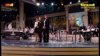 Lepa Brena - Ukljucenje u rodjendanski program Grand Televizije, 16. April 2015