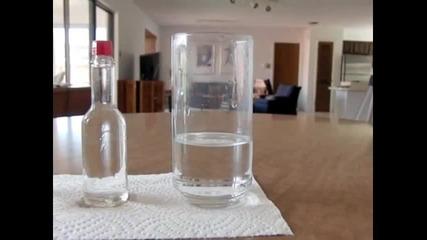 Как да направим невидимо шише