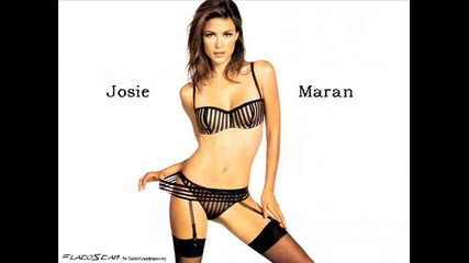 Клипове за знаменитости (josie Maran)