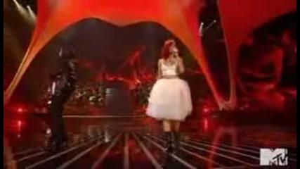 Eminem - Vma Performance 2010 ft. Rihanna Not Afraid & Love the Way You Lie