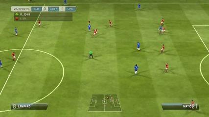 Финал Le / Бенфика - Челси / Fifa 13