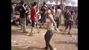 Секси Мацка Танцува На Trance ! Wow