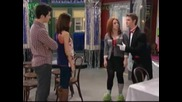 Wizards Of Waverly Place - Сезон 4 - Zeke Finds Out - Part 2 - Зийк Разбира