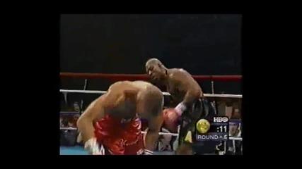Бокс vs. M M A - Нокаути