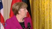 Angela Merkel Movie Set to Hit Cinema Screens in 2017
