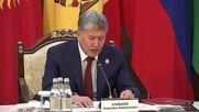 Kyrgyzstan: President Atambayev welcomes CIS leaders in Bishkek