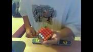 Кубчето На Рубик в размер 5х5х5 с една ръка яко!!!!!