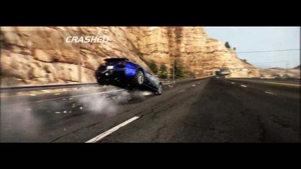 Need for Speed: Hot Pursuit ( Crash Montage Hd )
