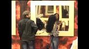 Анжелика флиртува с камерите ! Big Brother Family 29.03.2010