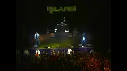 Eminem - Hello Insane - Live Detroit