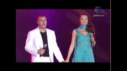 Райна и Стефан Митров - Ще ти говоря за любов 8 - ми годишни награди