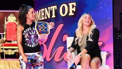 "Charlotte Flair challenges Bayley on ""A Moment of Bliss"": SmackDown LIVE, Aug. 20, 2019"