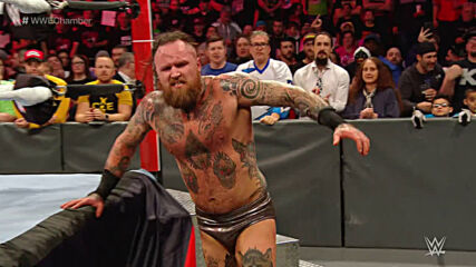 Aleister Black vs. AJ Styles – No Disqualification Match: WWE Elimination Chamber 2020 (Full Match)