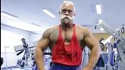 Дядо Коледа във Фитнеса